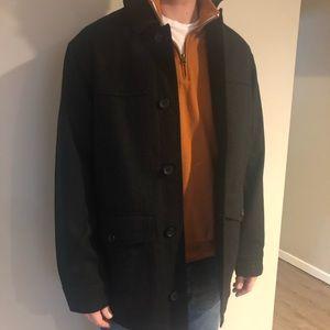 NWT banana republic men's winter jacket